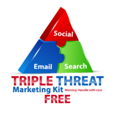 Triple Threat Marketing Kit